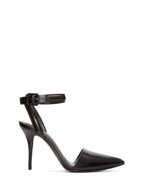 Alexander Wang | Чёрный Black Lovisa Heels