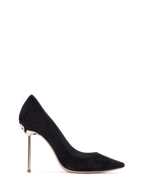 Sophia Webster | Чёрный Suede Coco Flamingo Heels