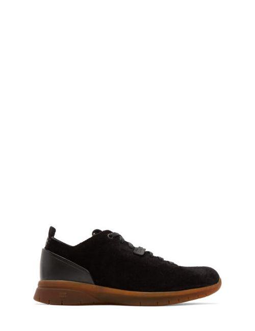Feit   Чёрный Black Suede Biotrainer Sneakers