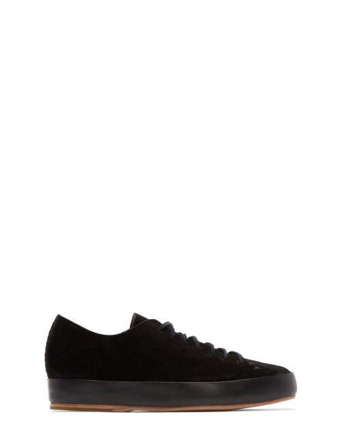 Feit | Черный Black Hand Sewn Sneakers