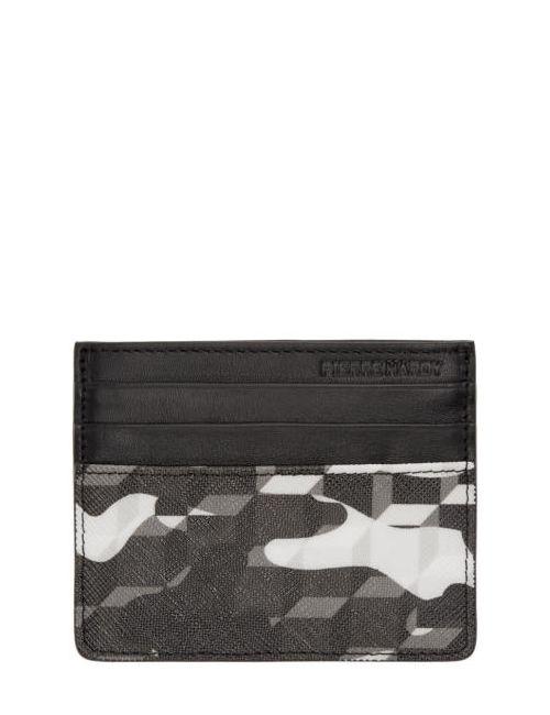 Pierre Hardy | Чёрный Black Printed Card Holder
