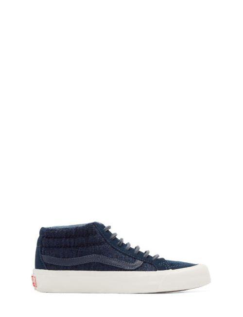 Vans | Синий Navy Tweed Og Sk8-Mid Lx Sneakers