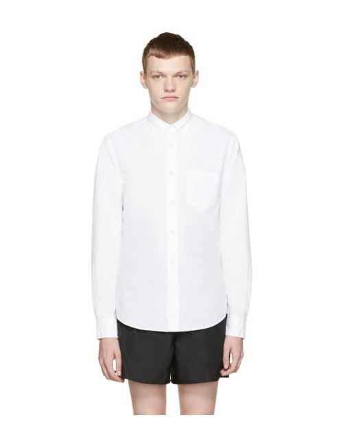 Acne | Белый Isherwood Pop Shirt