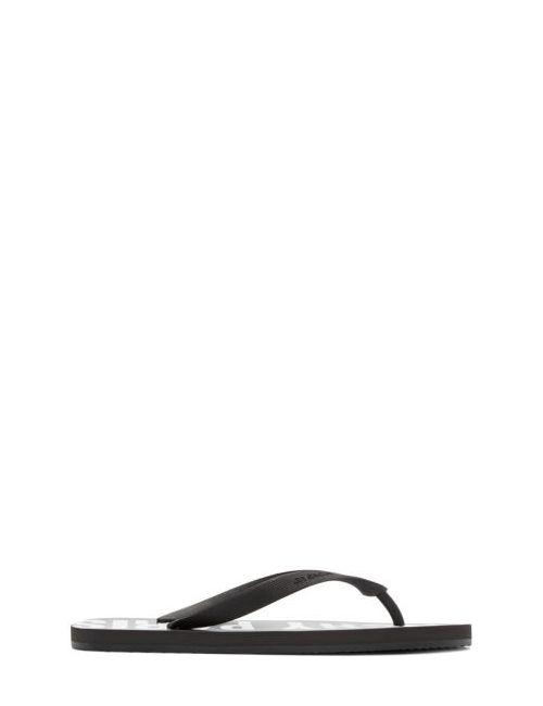 Givenchy | Black Logo Sandals