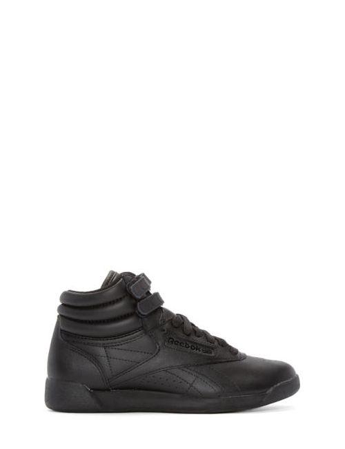 Reebok Classics | Чёрный Freestyle High-Top Sneakers