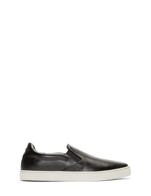 Burberry London | Черный Slip-On Copford Sneakers
