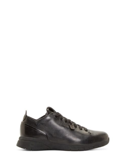 Feit | Чёрный Black Leather Biotrainer Sneakers