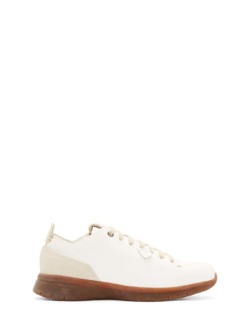 Feit | Белый White Leather Biotrainer Sneakers