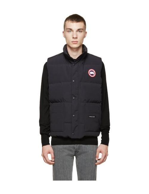 Canada Goose | 67 Navy Navy Down Freestyle Vest