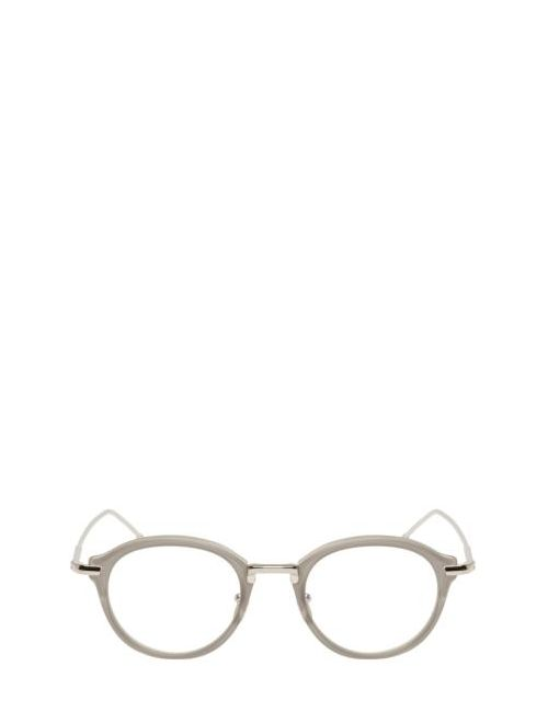 Thom Browne | Серый And Silver Wire Optical Glasses