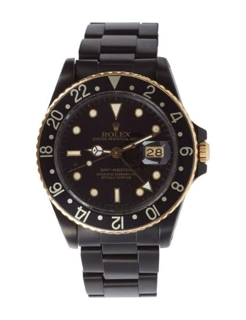 Black Limited Edition | Золотой Matte Black And Gold Limited Edition Rolex