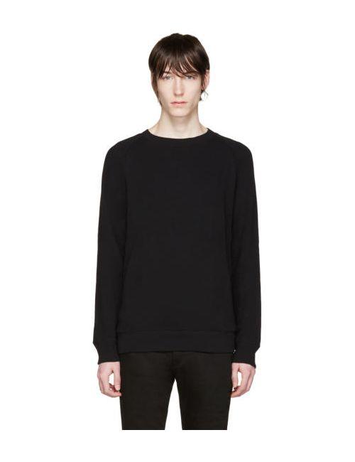 R13 | Чёрный Side Zip Pullover