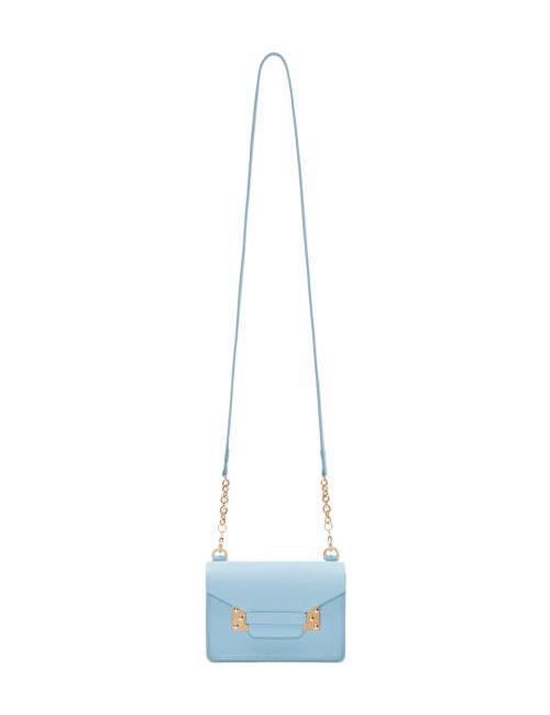 Sophie Hulme | Синий Ssense Exclusive Blue Nano Milner Envelope Bag