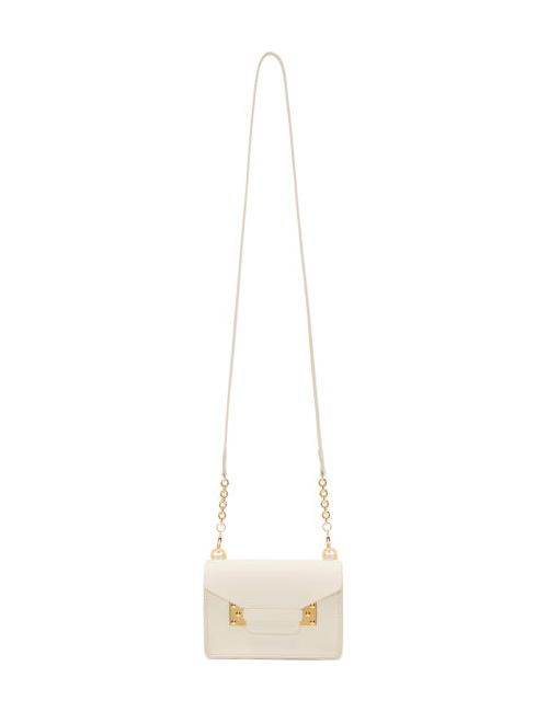Sophie Hulme | Розовый Ssense Exclusive Pink Nano Milner Envelope Bag