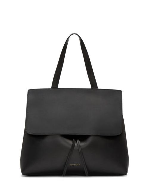 MANSUR GAVRIEL | Чёрный Black Leather Lady Bag