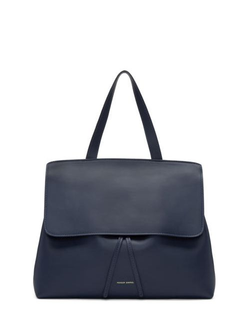 MANSUR GAVRIEL | Синий Navy Leather Lady Bag