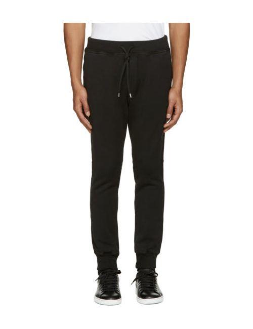 Dsquared2 | Чёрный Black Classic Lounge Pants