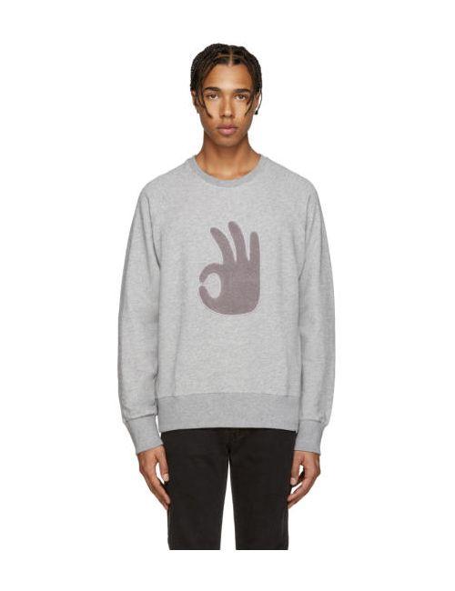 Rag & Bone | Серый Rag And Bone Okay Pullover