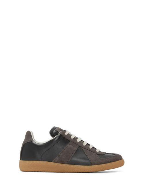 Maison Margiela | Чёрный Black Replica Sneakers