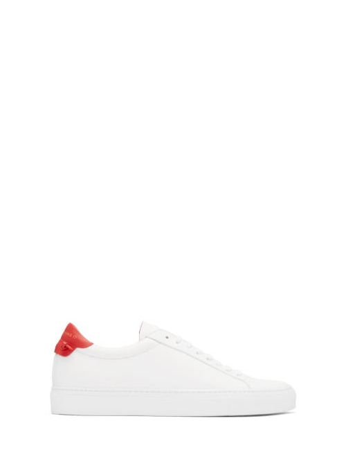 Givenchy | Белый White Urban Knots Sneakers