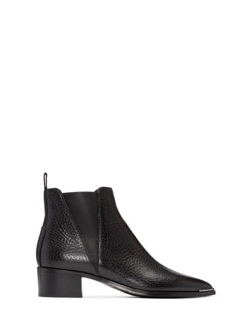 Acne | Чёрный Jensen Ankle Boots