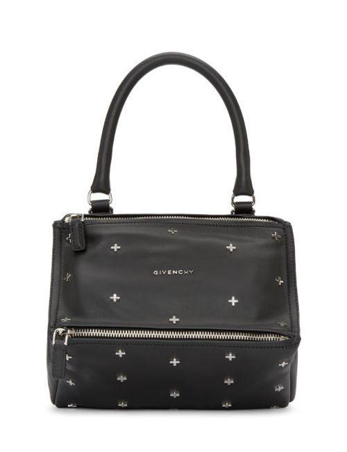 Givenchy | Черный Black Studded Small Pandora Bag