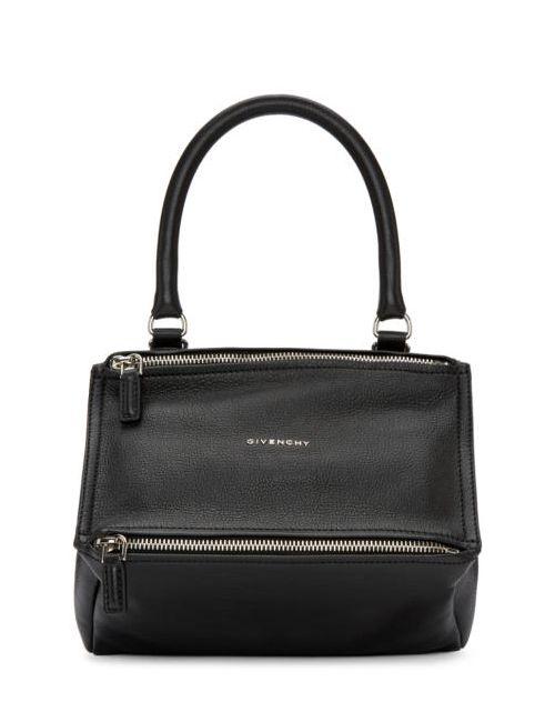 Givenchy   Чёрный Black Small Pandora Bag