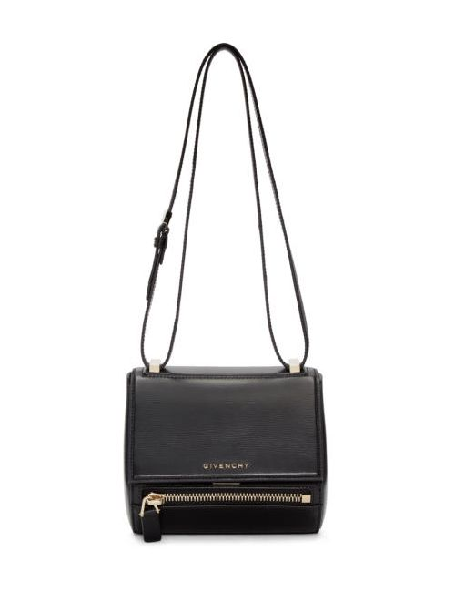 Givenchy | Чёрный Black Mini Pandora Box Bag