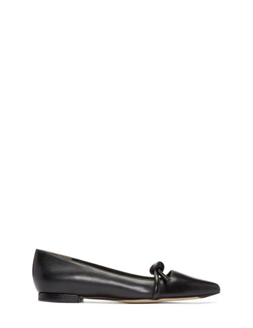 3.1 Phillip Lim | Чёрный Black Friendship Knot Martini Flats