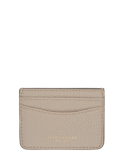 Marc Jacobs | 050 Pebble Taupe Gotham City Card Holder