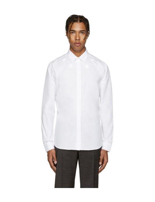 Givenchy | Белый White Stars Shirt