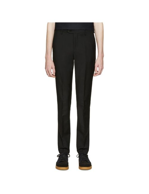 Acne Studios | Черный Drifter Trousers