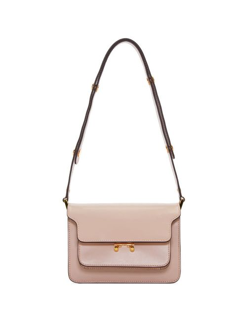 Marni | 00c20 Quartz Pink Small Trunk Bag