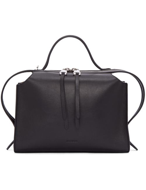 Jil Sander | Чёрный Black Small Clover Bag