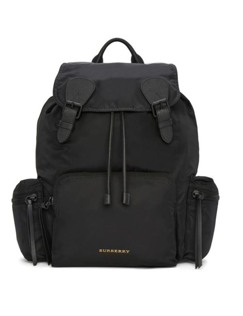 Burberry | Чёрный Nylon Backpack
