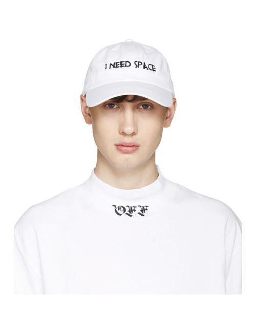 Nasaseaons | Белый I Need Space Cap