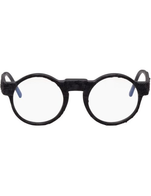 KUBORAUM | Water Black Maske K10 Glasses