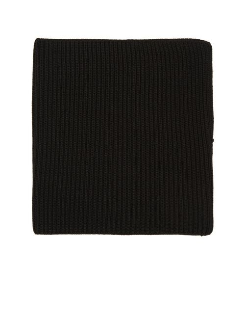 Hyke | Черный Wool Neck Warmer