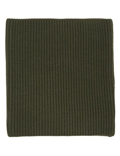 Hyke | Зелёный Wool Neck Warmer