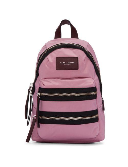 Marc Jacobs | Розовый Nylon Mini Biker Backpack