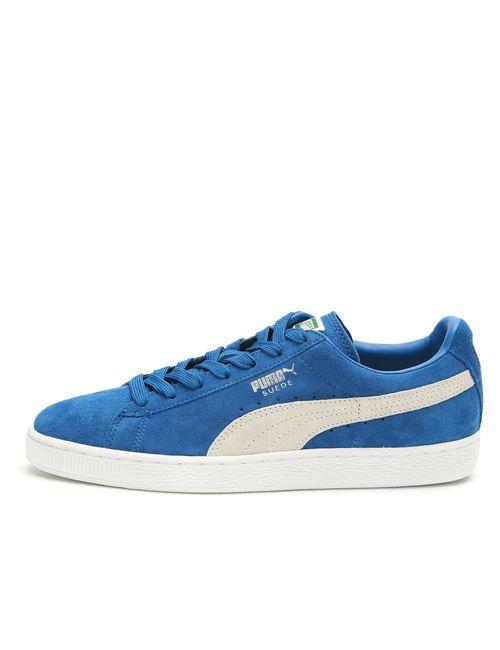 Puma | Мужские Синие Кеды