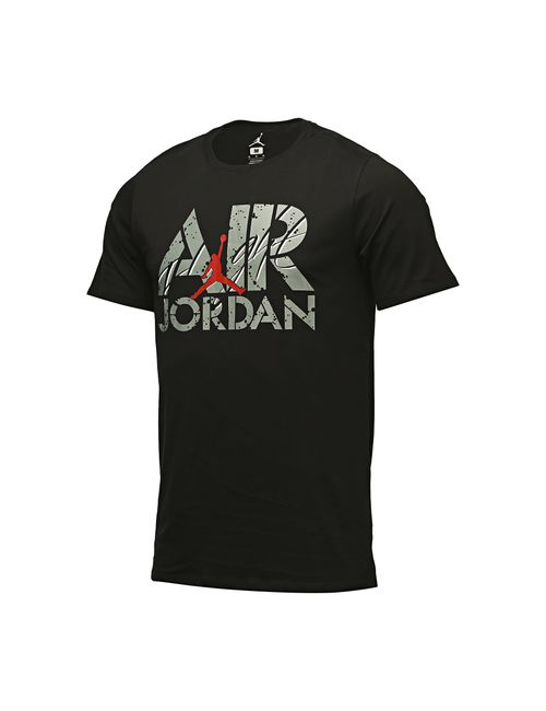 Jordan | Мужские Чёрные Футболки И Майки