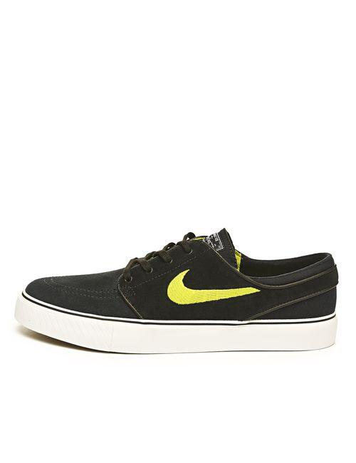 Nike   Мужские Чёрные Кеды