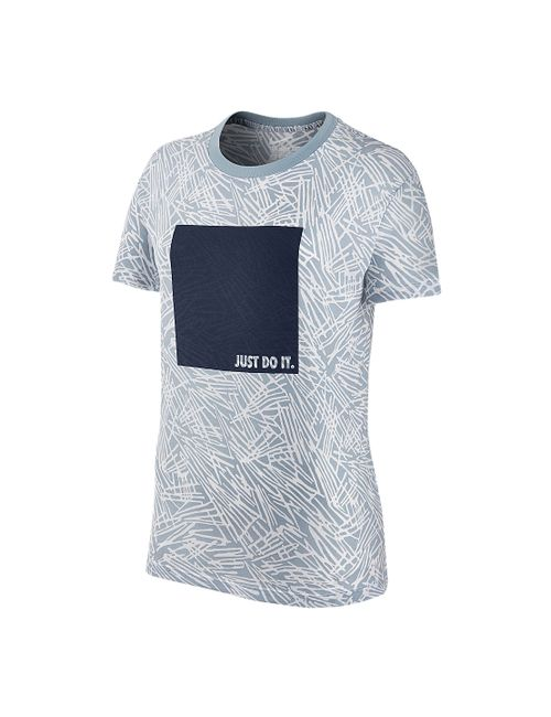 Nike | Женские Серые Футболки И Майки