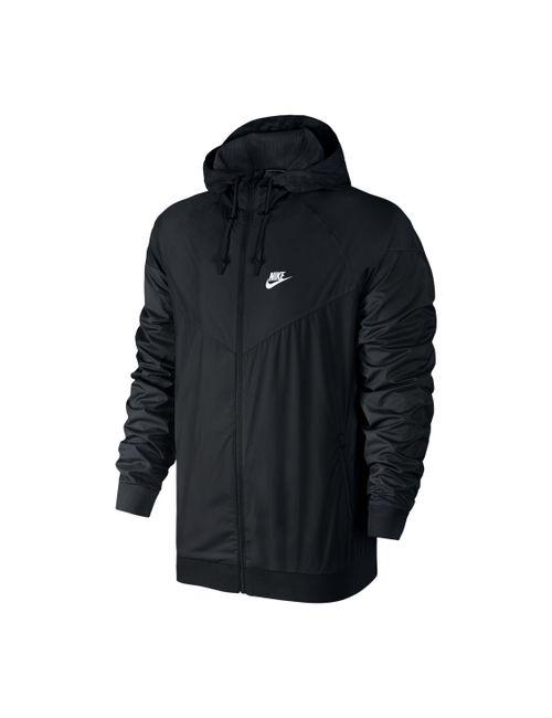 Nike | Мужские Чёрные Куртки