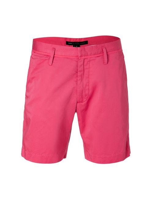 Marc by Marc Jacobs | Мужское Azalea Pink Cotton Beach Shorts Gr. 34