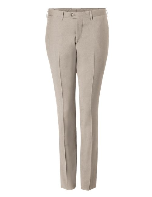 Neil Barrett | Мужское Warm Beige Cotton Stretch Slim Fit Suit