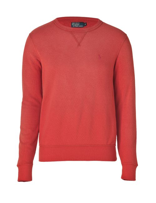 Polo Ralph Lauren | Красный Atlantic Terry Sweatshirt In Faded Red Gr.