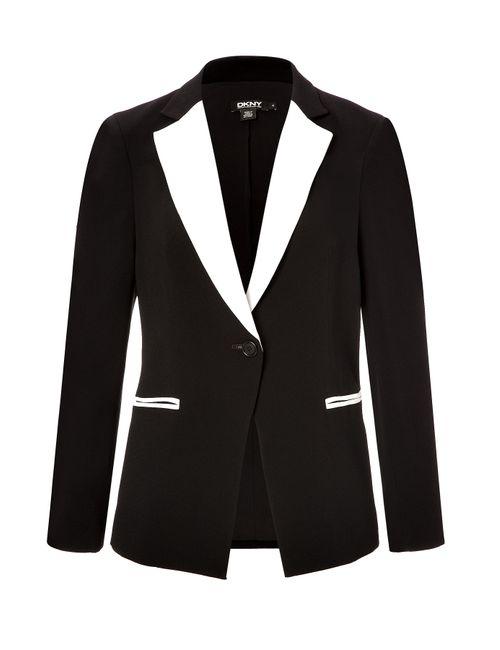 DKNY | Женское Colorblocked Blazer Gr. 40
