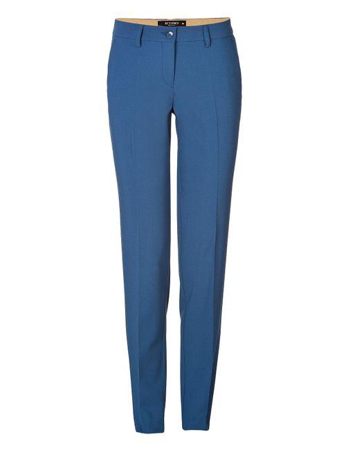 Etro | Женское Stretch Wool Slim Pants Gr. 34